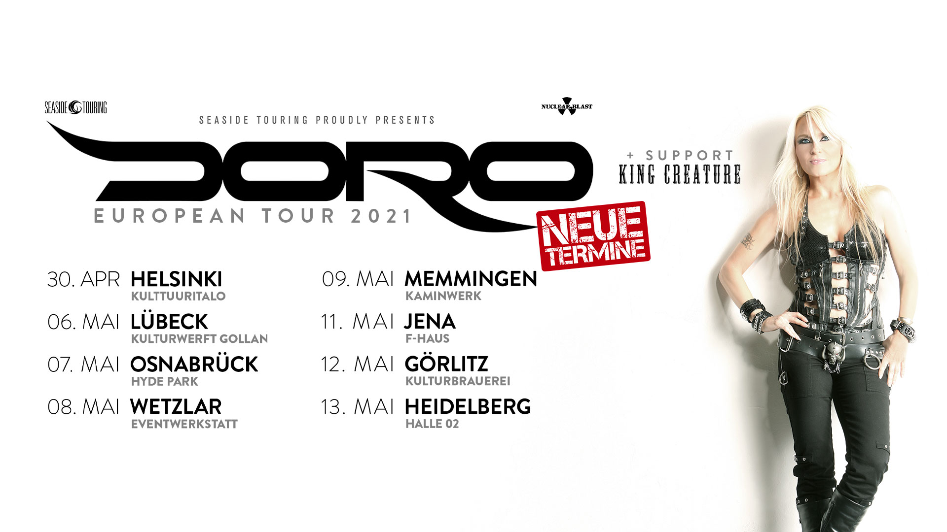 08.05.21 DORO ###SOLD OUT###