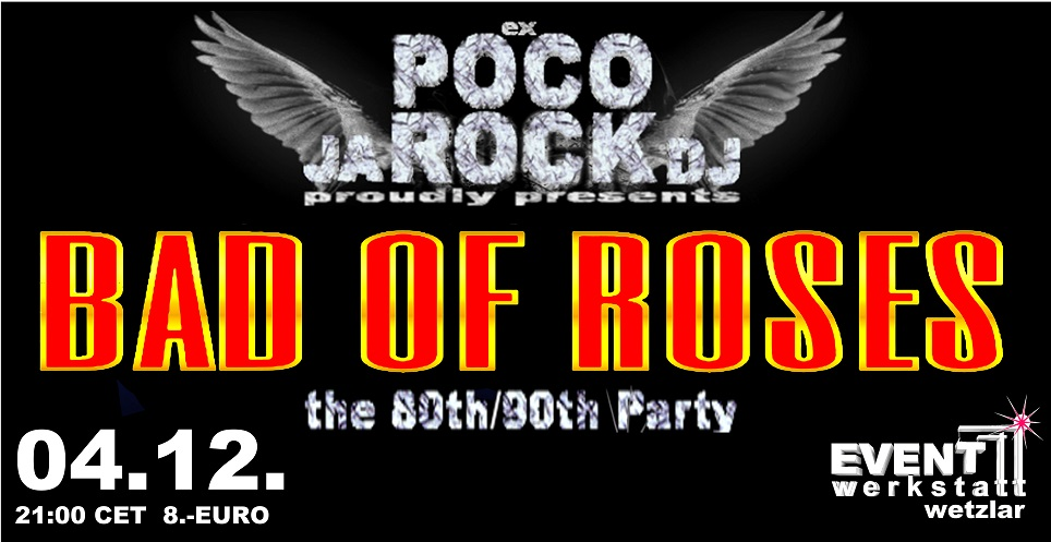 04.12.2021 - Bad of Roses
