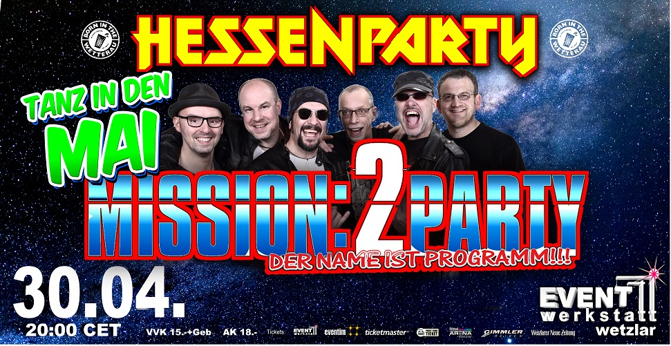 30.04.2021 - HESSENPARTY feat MISSION 2 PARTY