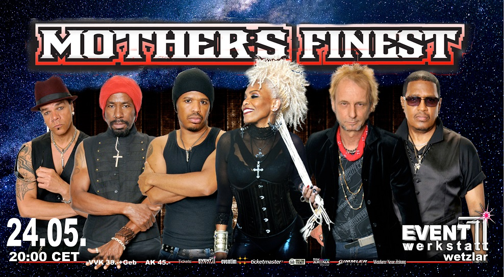 24.05.2021 - Mothers finest